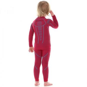фото 6 Термобелье Комплект детского термобелья Brubeck Thermo Pink 92-98