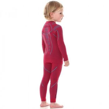 фото 7 Термобелье Комплект детского термобелья Brubeck Thermo Pink 92-98