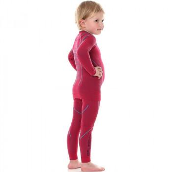 фото 8 Термобелье Комплект детского термобелья Brubeck Thermo Pink 92-98