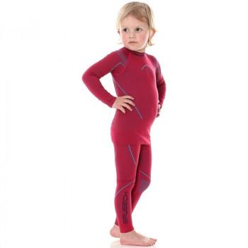 фото 9 Термобелье Комплект детского термобелья Brubeck Thermo Pink 92-98