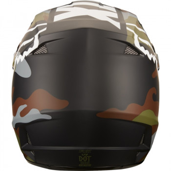 фото 3 Мотошлемы Мотошлем Fox V1 Camo Helmet Ece Camo ML