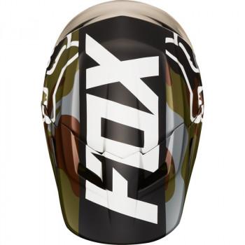фото 4 Мотошлемы Мотошлем Fox V1 Camo Helmet Ece Camo ML