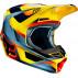 фото 3 Мотошлемы Мотошлем Fox V1 Motif Helmet Yellow XS