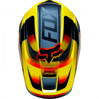 фото 5 Мотошлемы Мотошлем Fox V1 Motif Helmet Yellow XS