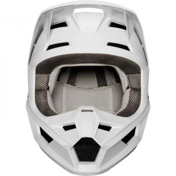 фото 2 Мотошлемы Мотошлем Fox V1 Matte Helmet White S