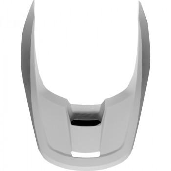 фото 6 Мотошлемы Мотошлем Fox V1 Matte Helmet White S