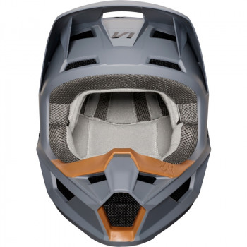 фото 2 Мотошлемы Мотошлем Fox V1 Matte Helmet Stone 2XL