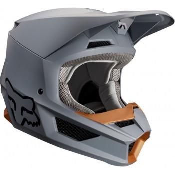 фото 3 Мотошлемы Мотошлем Fox V1 Matte Helmet Stone 2XL