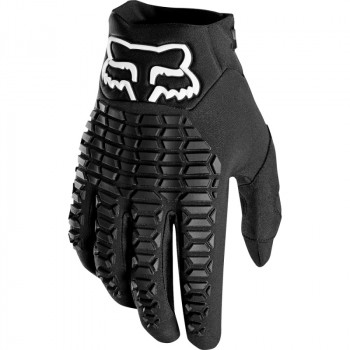 фото 1 Мотоперчатки Мотоперчатки Fox Legion Glove Black M (9)
