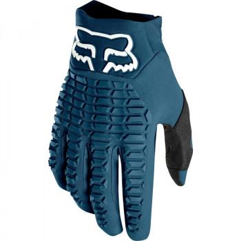 фото 1 Мотоперчатки Мотоперчатки Fox Legion Glove Navy M (9)