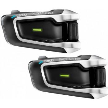 фото 1 Мотогарнитуры и переговорные устройства Переговорное Bluetooth устройство SCALA RIDER S-RIDER PACKTALK BOLD DUO