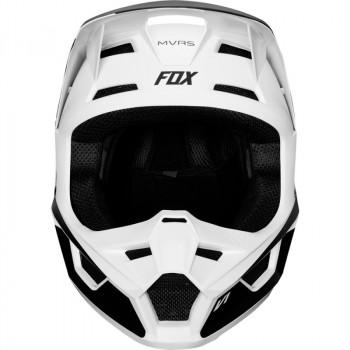фото 2 Мотошлемы Мотошлем Fox V1 Przm Helmet Black-White 2XL