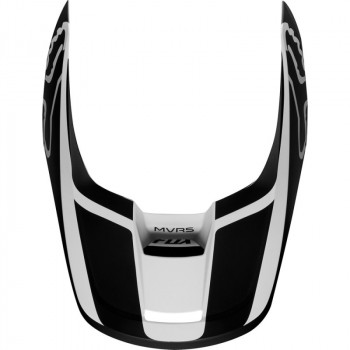 фото 6 Мотошлемы Мотошлем Fox V1 Przm Helmet Black-White 2XL
