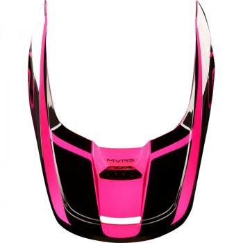 фото 5 Мотошлемы Мотошлем Fox V1 Przm Helmet Black-Pink S