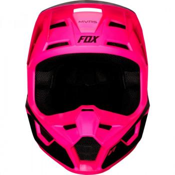 фото 2 Мотошлемы Мотошлем Fox V1 Przm Helmet Black-Pink XS
