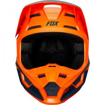 фото 2 Мотошлемы Мотошлем детский Fox Yth V1 Przm Orange YS