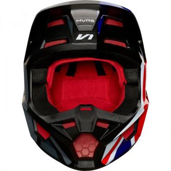 фото 2 Мотошлемы Мотошлем Fox V1 SE MXON Red-Black L