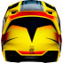 фото 4 Мотошлемы Мотошлем Fox V1 Motif Yellow M