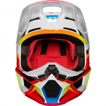 фото 2 Мотошлемы Мотошлем Fox V1 Motif Red-White XS