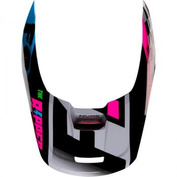 фото 6 Мотошлемы Мотошлем Fox V1 Czar Helmet Light Grey S