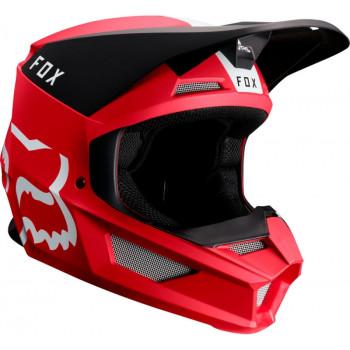 фото 3 Мотошлемы Мотошлем Fox V1 Mata Helmet Cardinal XL