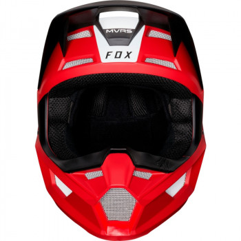 фото 2 Мотошлемы Мотошлем Fox V1 Mata Helmet Cardinal S