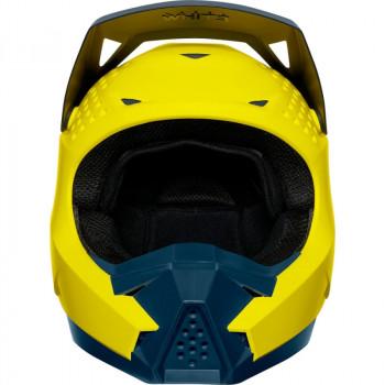фото 2 Мотошлемы Мотошлем SHIFT Whit3 Helmet Yellow-Navy XS