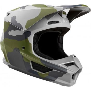 фото 3 Мотошлемы Мотошлем Fox V1 Przm Helmet Camo XS