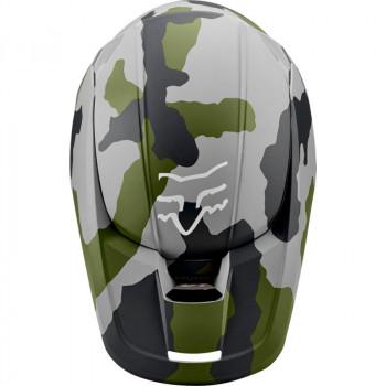 фото 5 Мотошлемы Мотошлем Fox V1 Przm Helmet Camo XS
