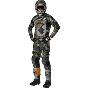 фото 4 Кроссовая одежда Мотоджерси Fox 180 Przm Se Camo XL