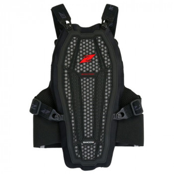 фото 2 Моточерепахи Мотозащита Zandona Esatech Armour Pro x7 Black XS