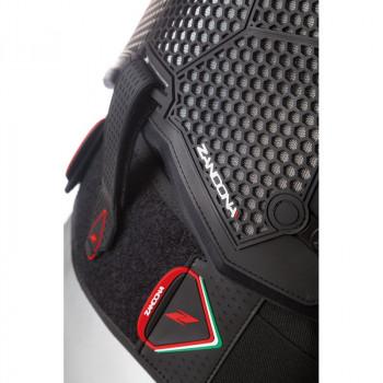 фото 5 Моточерепахи Мотозащита Zandona Esatech Armour Pro x8 Black XL