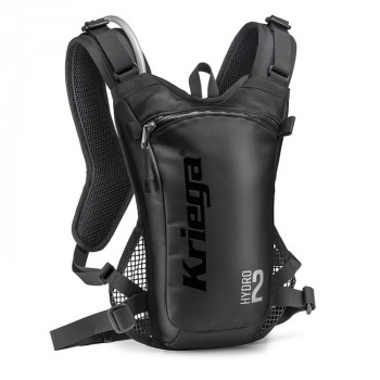 фото 1 Моторюкзаки Моторюкзак с гидратором KRIEGA Backpack - Hydro2 - Black