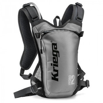 фото 1 Моторюкзаки Моторюкзак с гидратором KRIEGA Backpack - Hydro2 - Silver