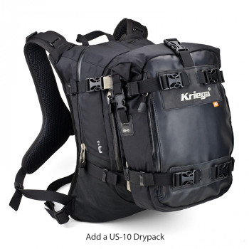 фото 4 Моторюкзаки Моторюкзак Kriega Backpack - R15