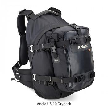 фото 4 Моторюкзаки Моторюкзак Kriega Backpack - R25