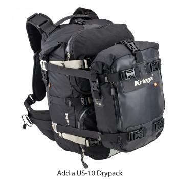 фото 3 Моторюкзаки Моторюкзак Kriega Backpack - R30