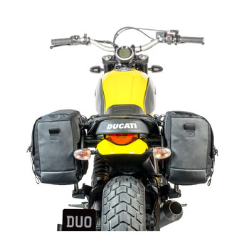 фото 3 Мотокофры, мотосумки  Багажная сумка Kriega Saddlebag - Duo36