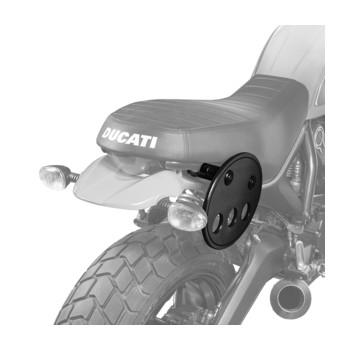 фото 2 Аксессуары для транспортировки Крепление для боковой сумки Kriega SB Platform - Ducati Scrambler - Solo