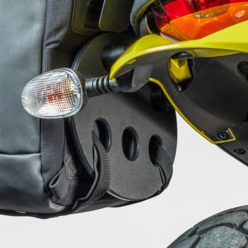 фото 6 Аксессуары для транспортировки Крепление для боковой сумки Kriega SB Platform - Ducati Scrambler - Solo