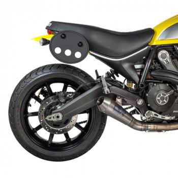 фото 7 Аксессуары для транспортировки Крепление для боковой сумки Kriega SB Platform - Ducati Scrambler - Solo