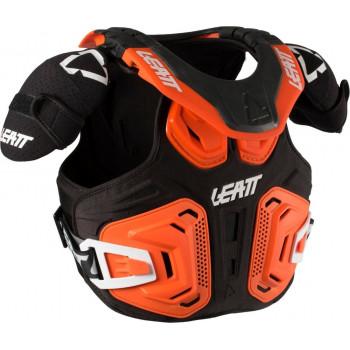 фото 2 Моточерепахи Детская защита тела и шеи Leatt Fusion Fusion vest 2.0 Orange L/XL