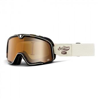 фото 1 Кроссовые маски и очки Мото очки 100% BARSTOW Goggle Louis - Bronze Lens