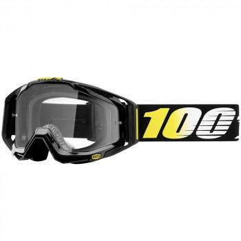 фото 1 Кроссовые маски и очки Мото очки 100% RACECRAFT Goggle Cosmos 99 - Clear Lens