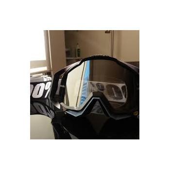 фото 2 Кроссовые маски и очки Мото очки 100% RACECRAFT Goggle Cosmos 99 - Clear Lens