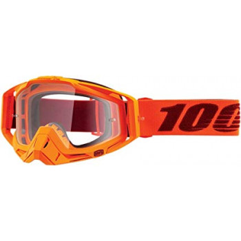 фото 1 Кроссовые маски и очки Мото очки 100% RACECRAFT Goggle Menlo - Clear Lens