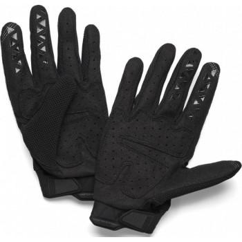 фото 2 Мотоперчатки Мотоперчатки 100% Airmatic Glove Red-Black XL (11)