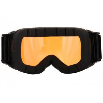 фото 3 Горнолыжные и сноубордические маски Маска лыжная Axon swing black frame orange