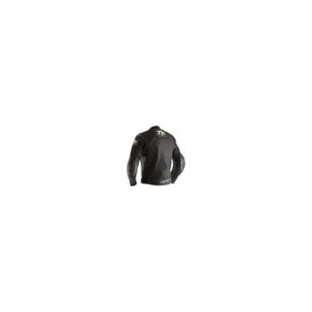 фото 2 Мотокуртки Мотокуртка RST IOM TT Grandstand CE Mens Leather Jacket Black 56