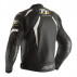 фото 2 Мотокуртки Мотокуртка RST IOM TT Grandstand CE Mens Leather Jacket Black-White 54